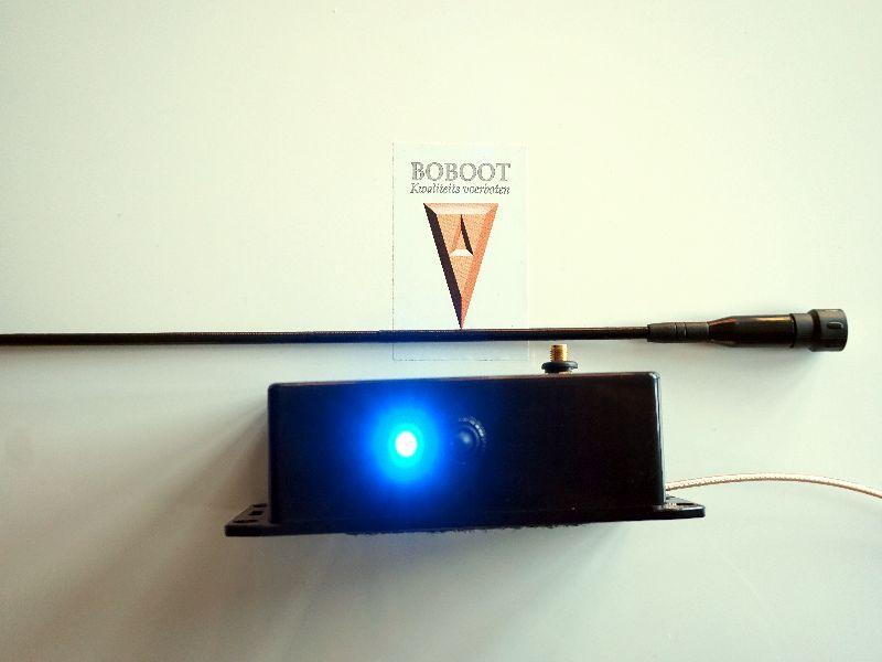 losse antenne aansluiten op coax